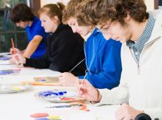 Steeds meer leerlingen met specifieke behoeften in het deeltijds kunstonderwijs