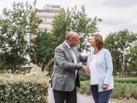 Wouter De Geest, Kathleen Krekels